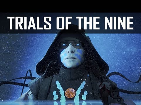 DESTINY 2 TRIALS OF THE NINE With Brad (Crucible Multiplayer PVP)