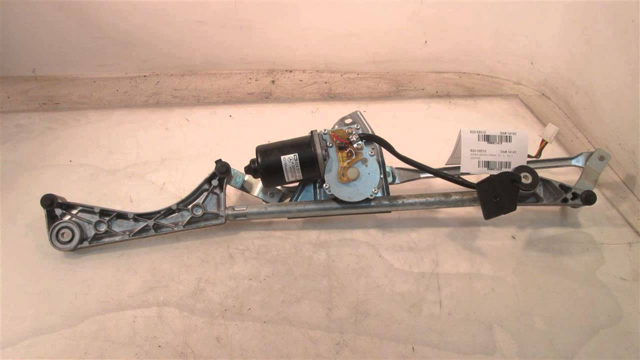 2006 mercedes c230 front windshield wiper arms motor 203type mbiparts com used oem mercedes oem