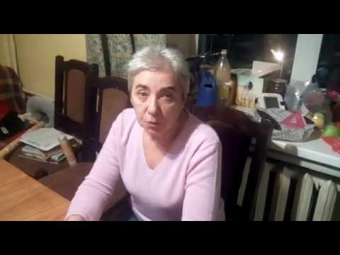 Перевозка лежачего больного после осложнения - видеоотзыв