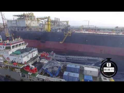 Maintenance project on three FPSO's