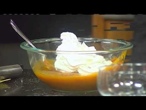 Chef Huda's Holiday Pumpkin Mousse