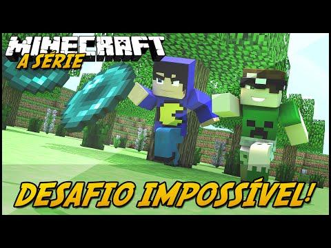 Minecraft a s 201 rie 2 desafio imposs 205 vel 43