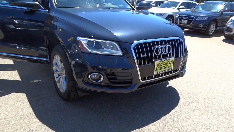 2014 Audi Q5 460408 Youtube