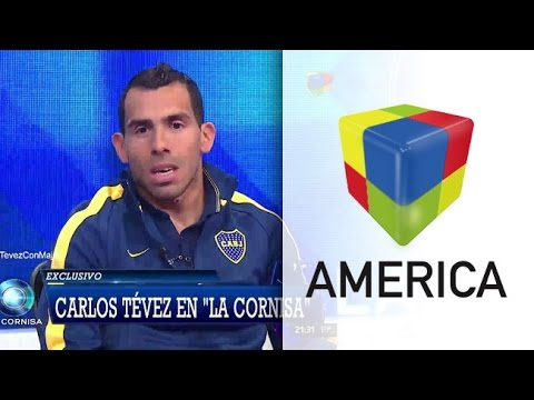 Tevez Imperdible: Habló de la lesión de Ham, la final con Chile y el secuestro de su padre