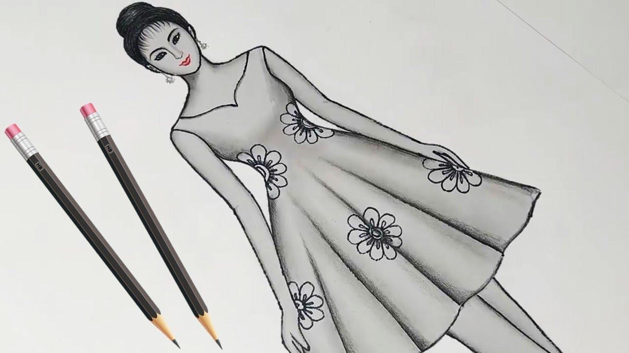 Simple drawings step by step   easy drawings for beginners   easy drawing  ideas step by step