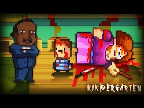 BOY.. GET HERE NOW.. || Kindergarten (Part 5) Cindy + Buggs Mission COMPLETE