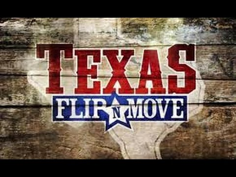 Texas Flip and Move S02E02 Randys Gem vs Snos Silo