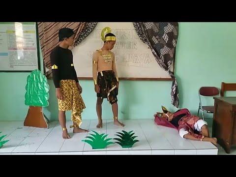 Teater Ramayana Anoman Obong Modern. Lucu Abiss