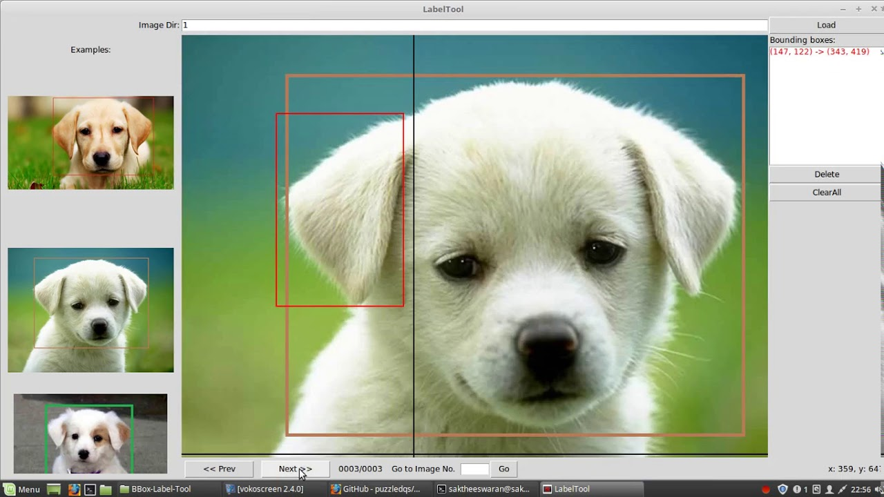 yolov3 custom object detection in bbox-label-tool converting into yolo  format