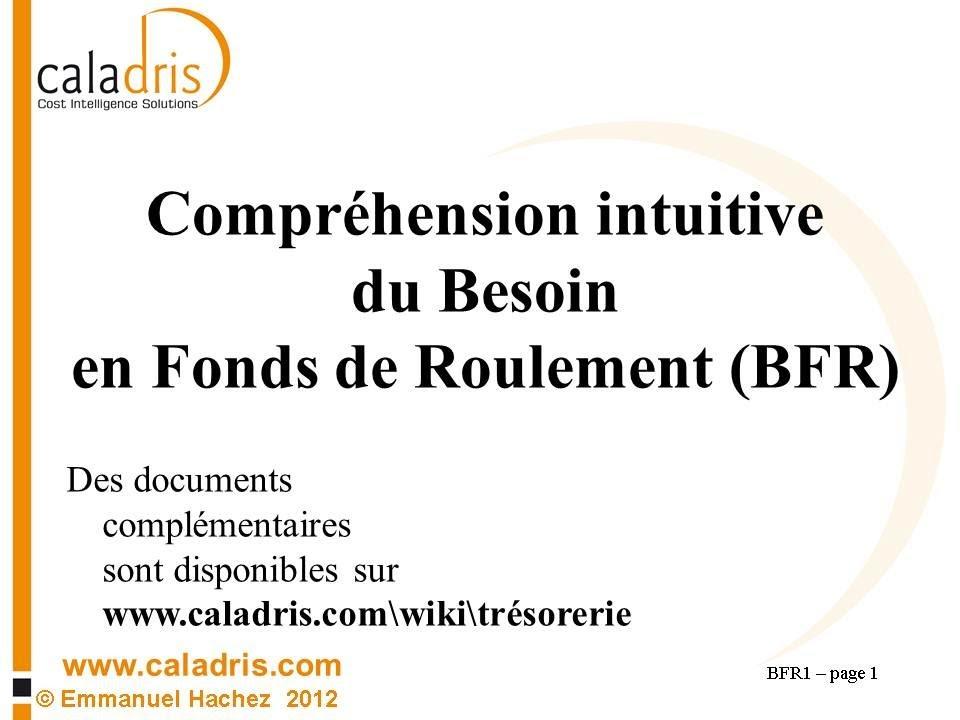 Bfr 1 Definition Et Comprehension Intuitive Du Besoin En Fond De
