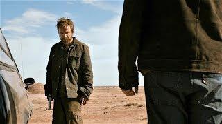 El Camino: Во все тяжкие - Тодд, Джесси и пистолет