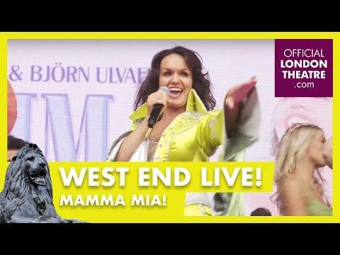 West End LIVE 2017: Mamma Mia!
