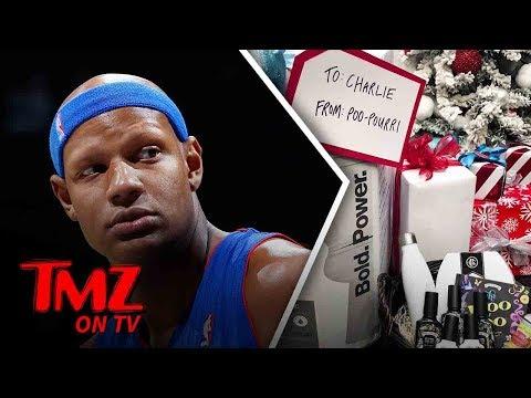 NBA's Charlie Villanueva: Burglers Stole My Toilet! | TMZ TV