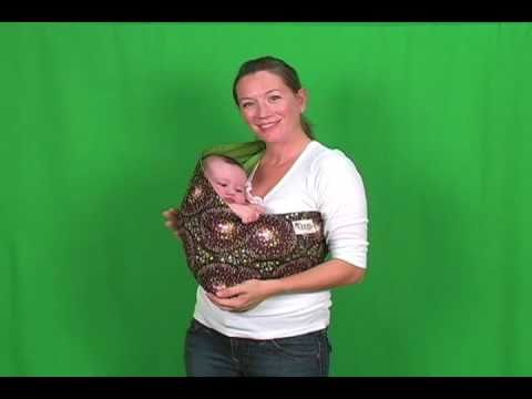Baby Slings How To Wear A Baby Sling With An Infant Mod Mum Baby Sling