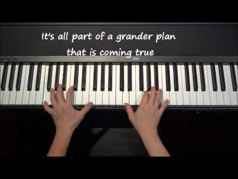 Pop Piano: BLESS THE BROKEN ROAD (Rascal Flatts)