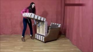 видео Складная кровать своими руками: особенности конструкции