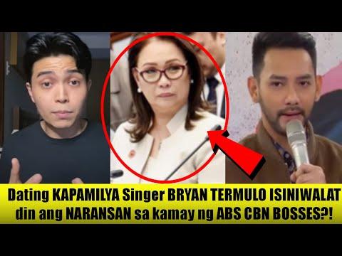 EXCLUSIVE: Singer BRYAN TERMULO ISINIWALAT din ang HIRAP NA NARANSAN sa kamay ng ABS CBN BOSSES?!
