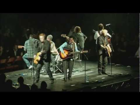 Lind, Nilsen, Fuentes, Holm - The River (Live, Oslo Spektrum) HD