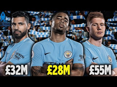 Have Manchester City Done The Best Transfer Business In The Premier League?! | #StatWars