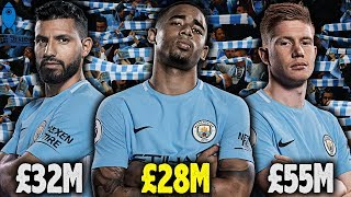 Is Manchester City's Transfer Business The BEST In The Premier League?! | #StatWars
