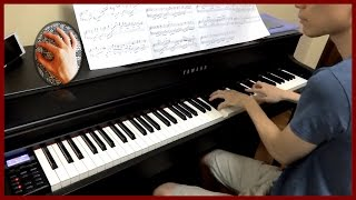 Pinocchio - When You Wish Upon A Star [Piano] (Arranged by Hirohashi Makiko)