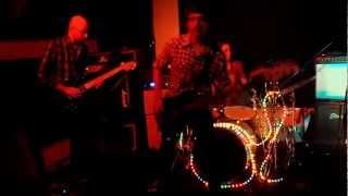 Tears on Mars - 'Borderline' (1/2) @ La Faena II [23-03-2013]