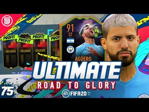 THIS IS PERFECT!!! ULTIMATE RTG #75 - FIFA 20 Ultimate Team Road to Glory