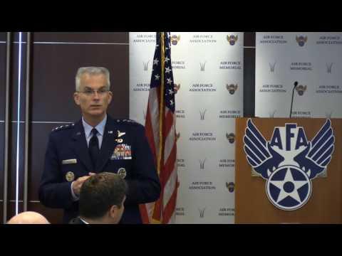 AFA/Air Force Breakfast Series: Gen Paul J Selva