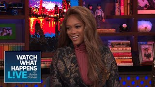 Tyra Banks On Winnie Harlow's Comments About 'America's Next Top Model' | WWHL