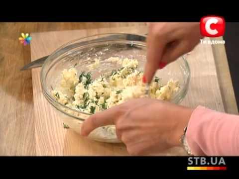 Как приготовить соленые сырники на завтрак - Рецепт от Все буде добре - Выпуск 72 - 01.11.2012