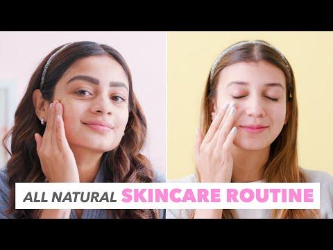 DIY Natural Skincare Routine | Oily & Dry Skin