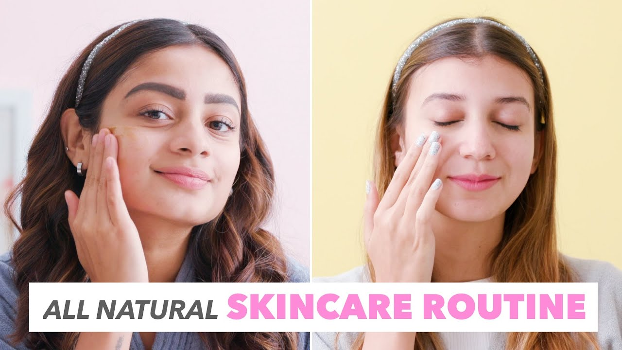 DIY Natural Skincare Routine  Oily & Dry Skin