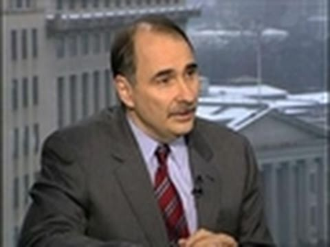 Axelrod on Egypt Protests: Political Capital With Al Hunt