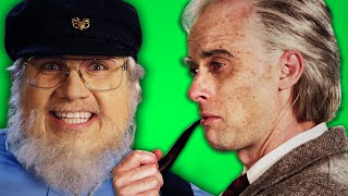 J. R. R. Tolkien vs George R. R. Martin. ERB Behind the Scenes