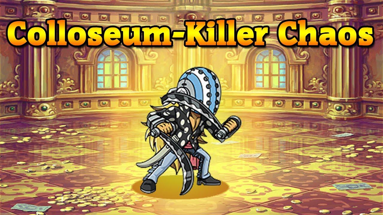One Piece Treasure Cruise-Colloseum Killer Chaos - YouTube