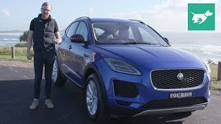 Jaguar E-Pace 2018 Review