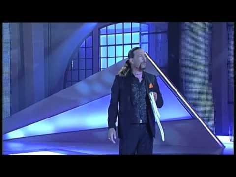 """Zauberkünstler Kalibo in der SWR-Show """"Einfach die BESTEN"""""""