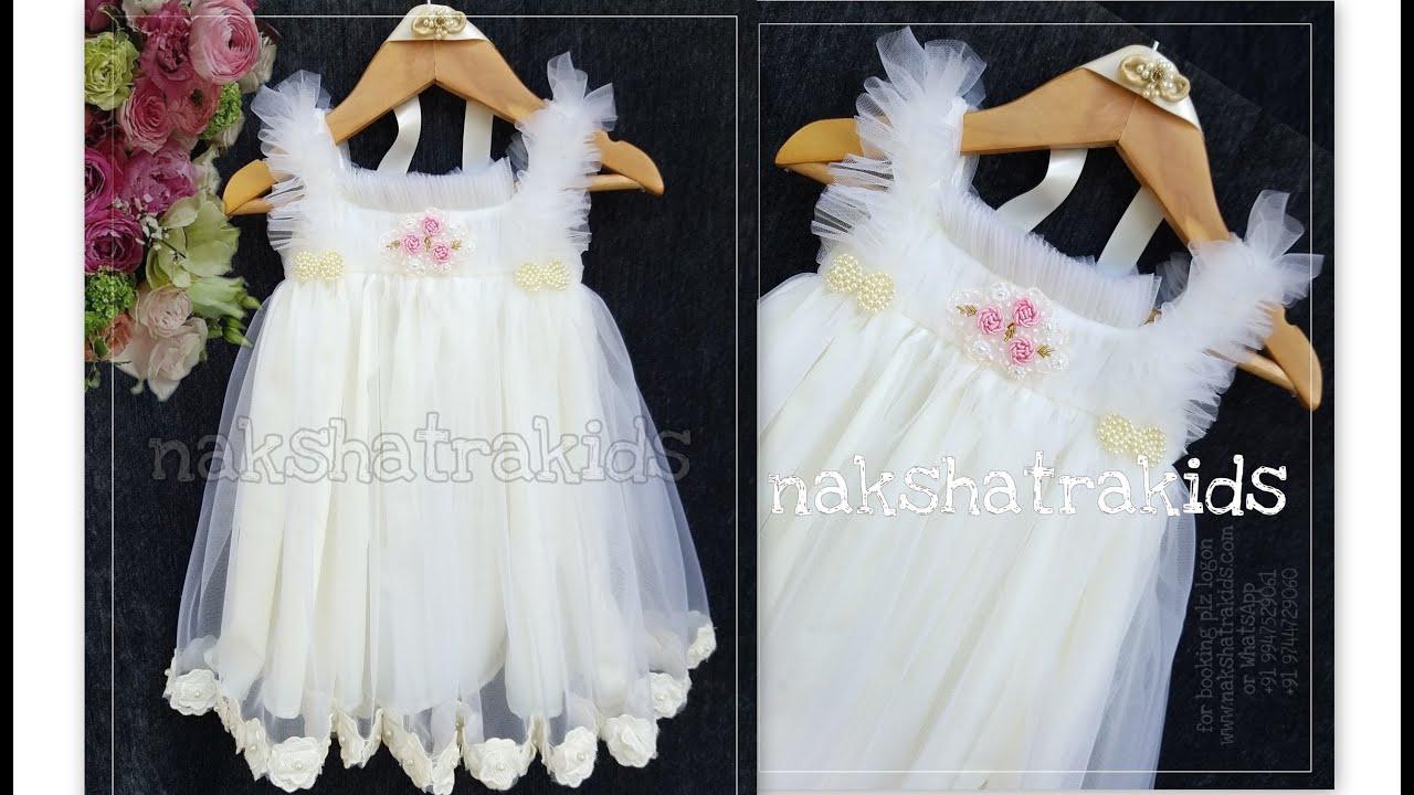 Nakshatrakids Com Baby Girls Christening Gowns Baby Girl