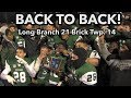 Long Branch 21 Brick Twp. 14  | CJ Group 4 Final|  Back To Back Titles For Green Wave!