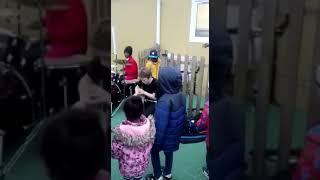School kids music
