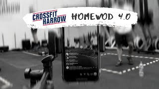 HomeWOD 4 0 Workout 17