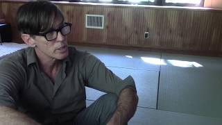 hotton sensei short interview explaining the community group of Sunday Morning Keiko