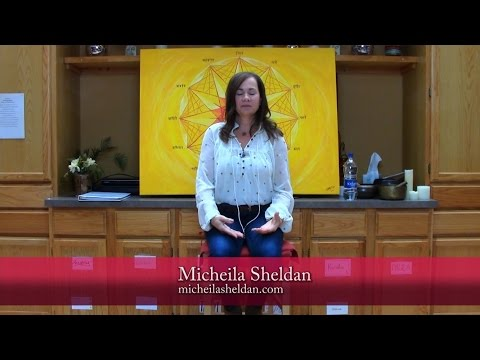 AAE tv | Transcending the Unknown | Genetic Codes & Our DNA | Micheila Sheldan | 4.30.16