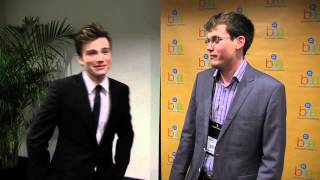 Chris Colfer, John Green, Mob Wives, and Jeffrey Eugenides: Thoughts from Places Book Expo