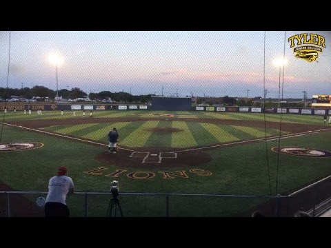 NJCAA DISTRICT C BASEBALL TOURNEY- Apache's vs Brookhaven