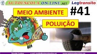 Tipos de Poluição causadas pelo veículos automotores - MEIO AMBIENTE