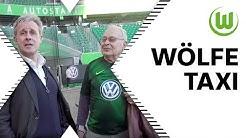 Der älteste Fan der Nordkurve - Pierre Littbarski überrascht Fan | Wölfe Taxi | Folge 2
