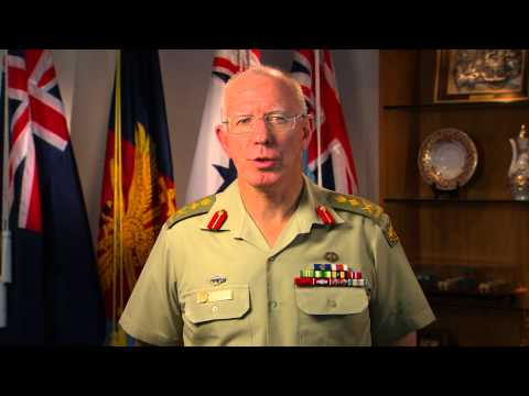 General David Hurley - Chief of Defence