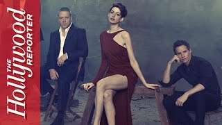Behind the Scenes of THR's 'Les Misérables' Cover Shoot