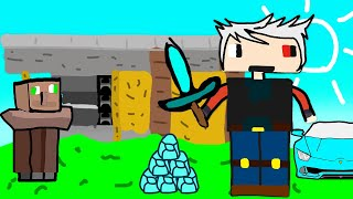 1000$ THEMURAT ÇİZİM - Minecraft